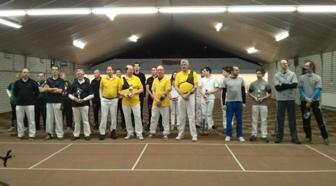 Rayon Kampioenschappen Indoor – Teams